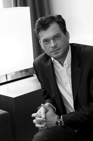 François Grandidier, PDG